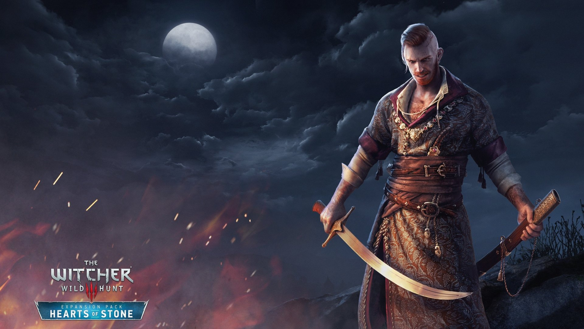 Olgierd De The Witcher 3 Fondo De Pantalla 2k Quad Hd Id2552