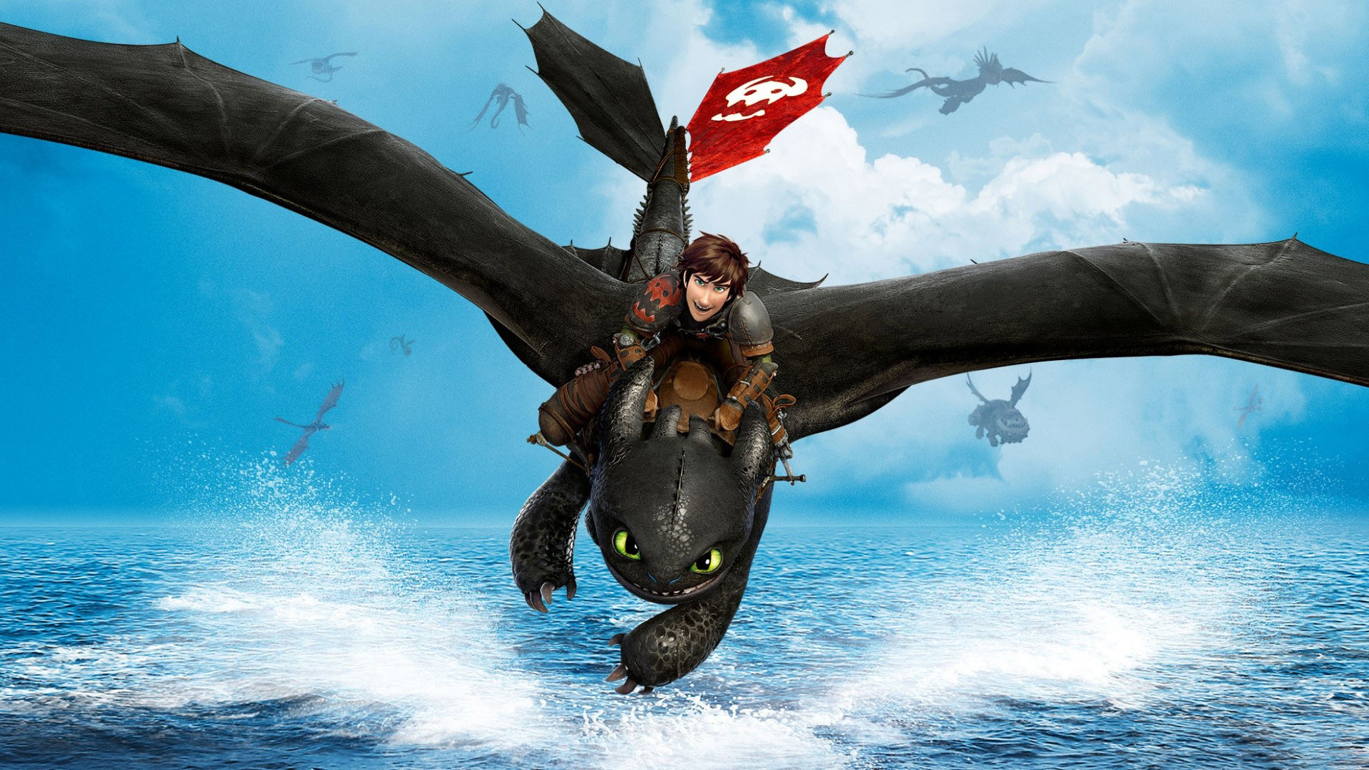 How To Train Your Dragon 2 Wallpaper Full Hd Id2102