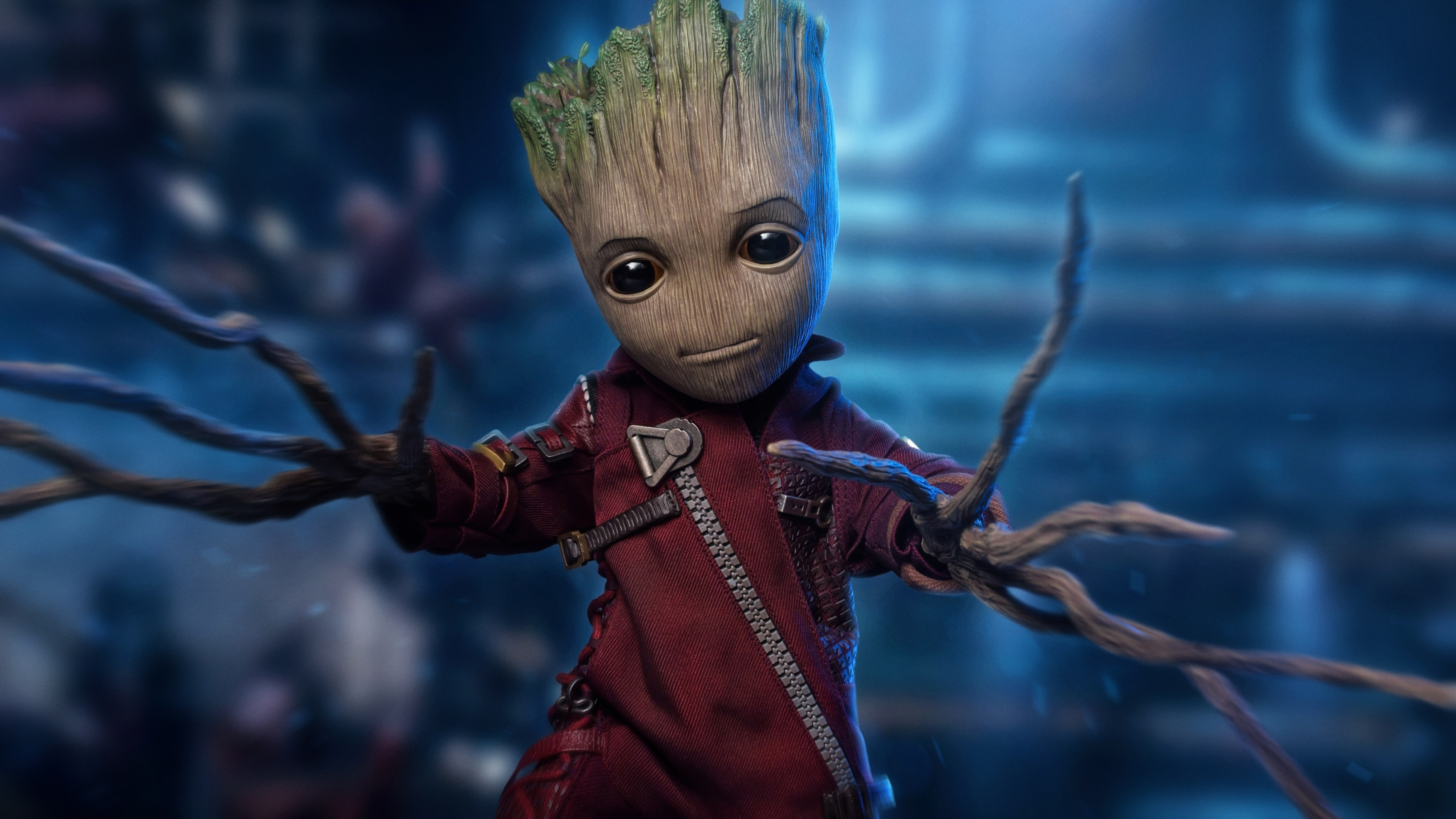 Baby Groot Guardians Of The Galaxy Wallpaper Id 3180