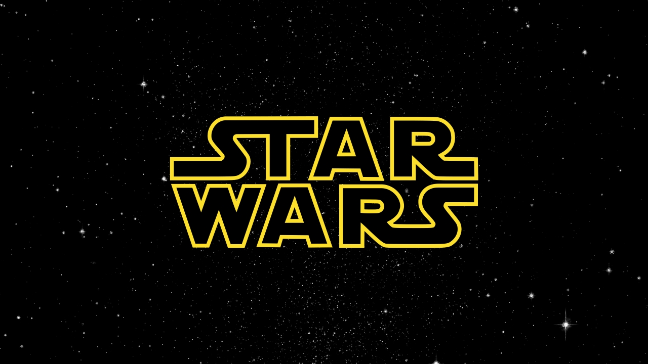 Star Wars Logo Wallpaper 4k Ultra Hd Id 3654