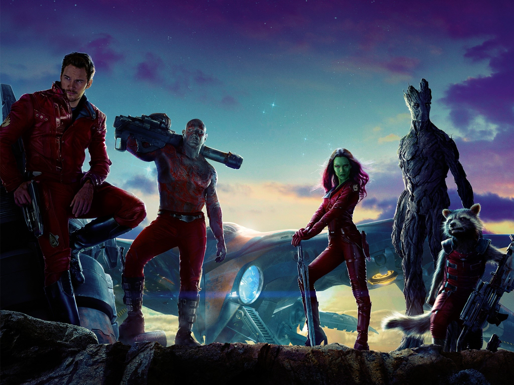 Guardians Of The Galaxy Movie Wallpaper Id 394