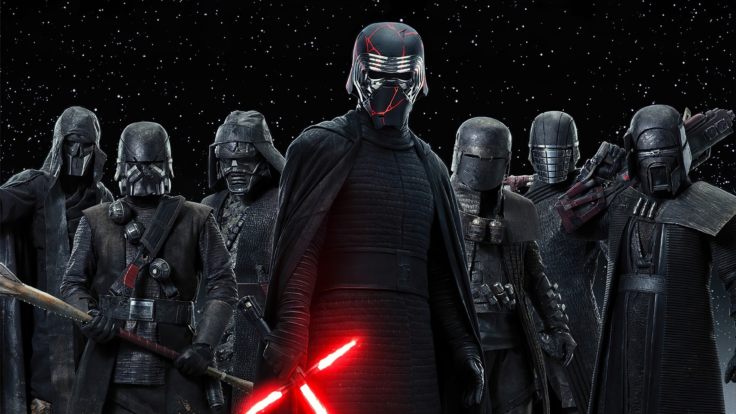 Knights Of Ren From Star Wars The Rise Of The Skywalker Wallpaper 4k Ultra Hd Id 4361