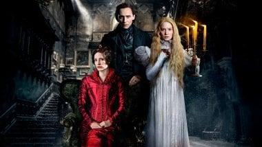 Tom Hiddleston en La cumbre escarlata