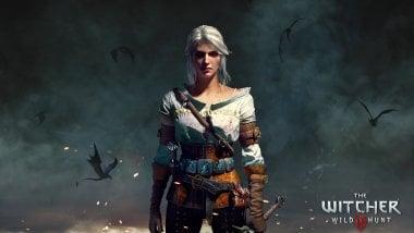 Ciri de Witcher 3 Wild Hunt