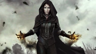 Yennefer de The Witcher 3 Wild Hunt