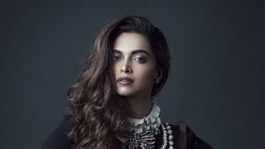 Deepika Padukone en revista Paper
