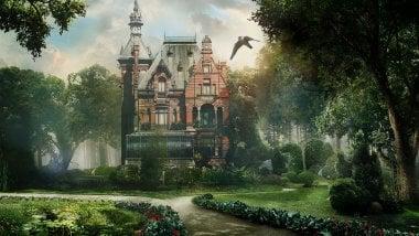 Beautiful fantasy deam home 4k 5k 2560x1600