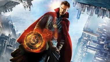Benedict Cumberatch como Doctor Strange