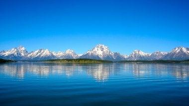 Montañas del parque Grand Teton