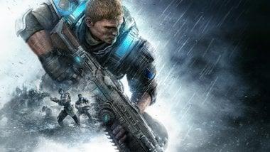 Marcus Fenix de Gears of war 4