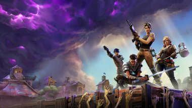 Omen Fortnite Battle Royale Fondo De Pantalla 4k Ultra Hd Id