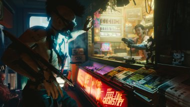 Cyberpunk 2077 Wallpaper 4k Ultra Hd Id 3187