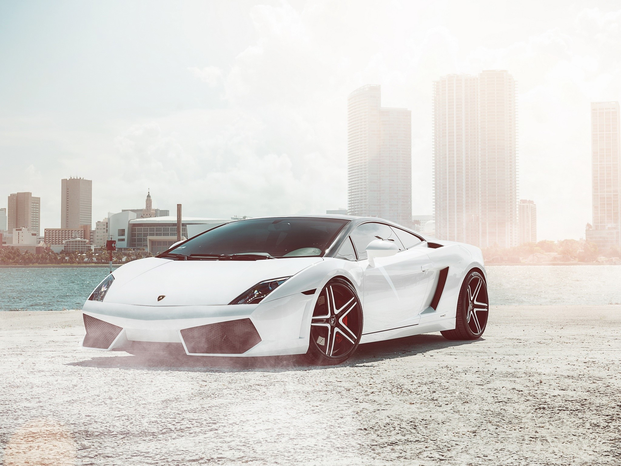 Wallpaper 2003 Lamborghini Gallardo