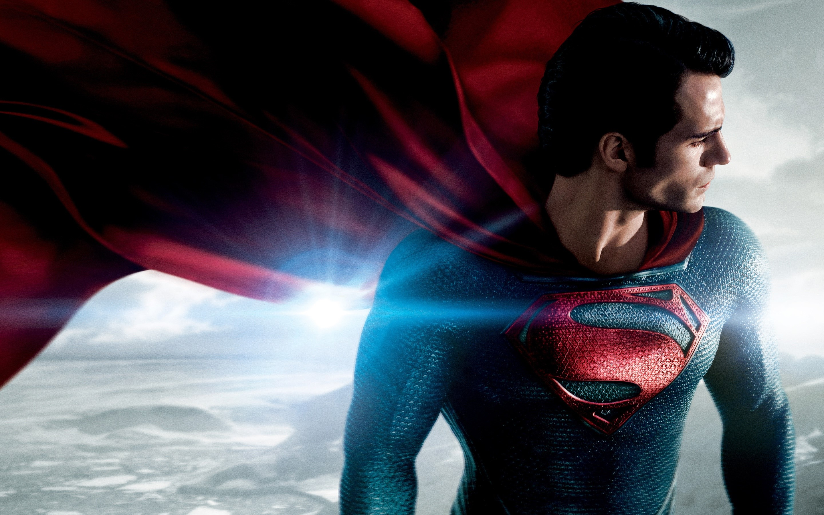 Wallpaper 2013 The man of steel