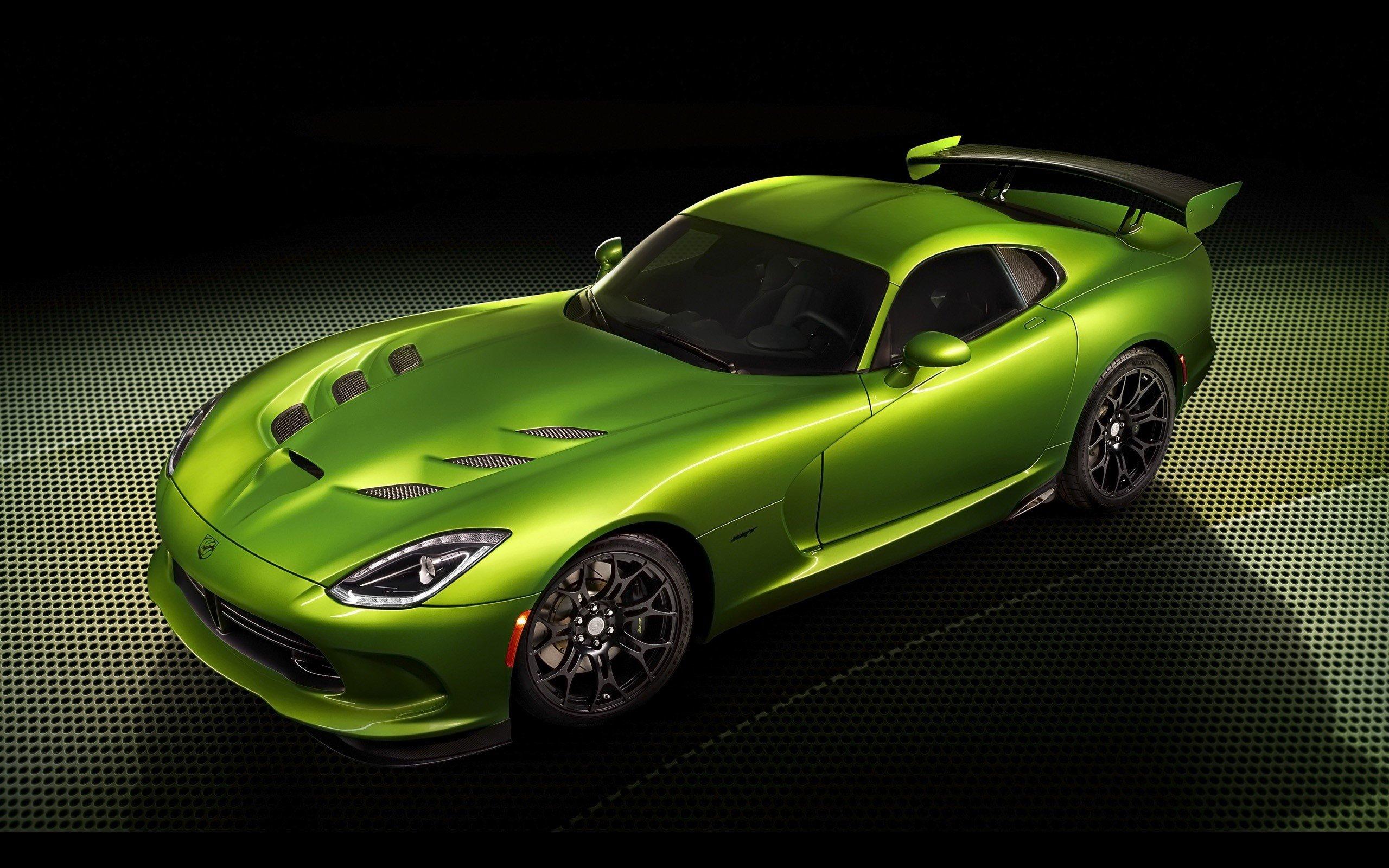 Fondos de pantalla 2014 Dodge Viper SRT