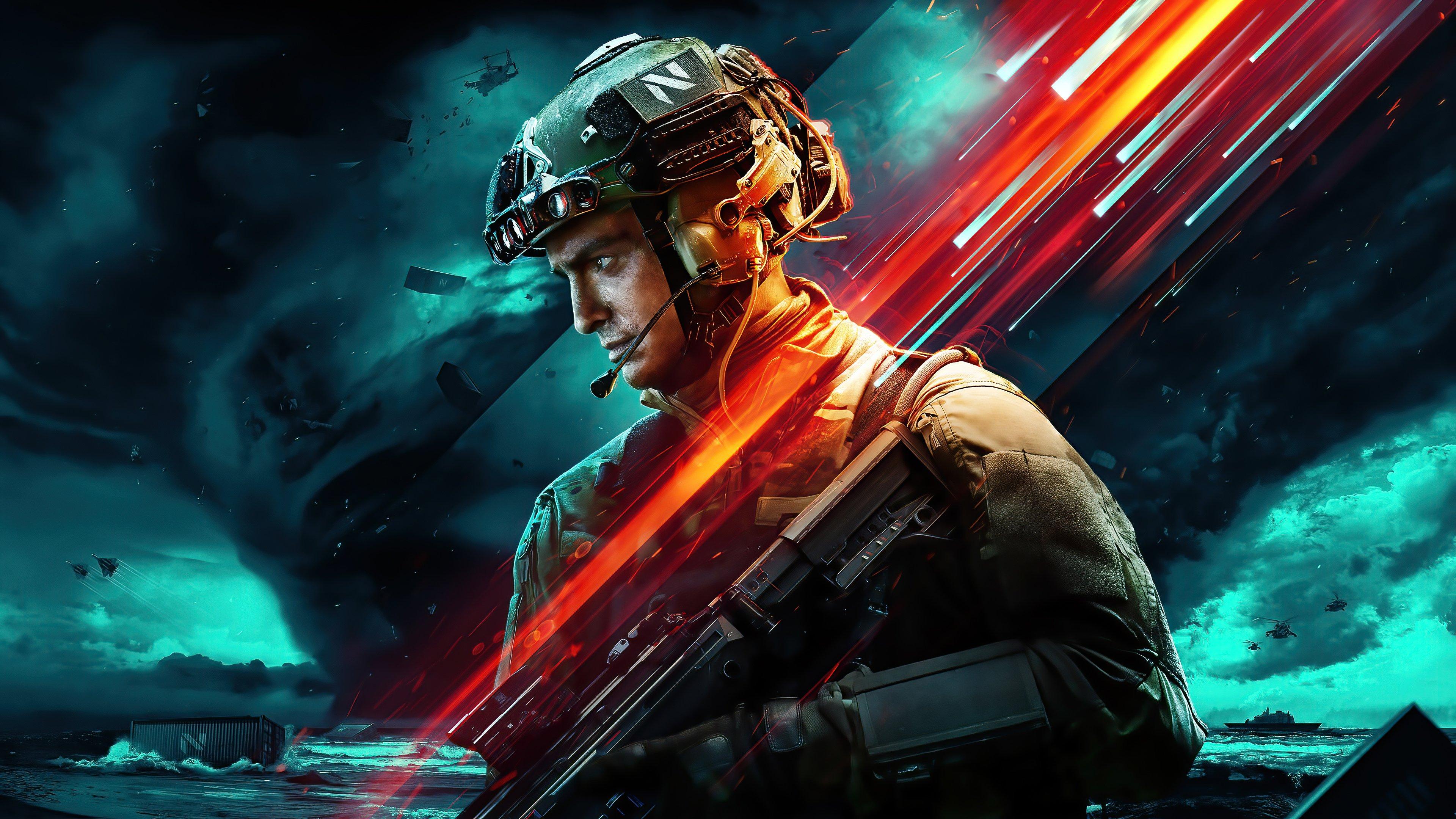 Fondos de pantalla 2021 Battlefield 2042