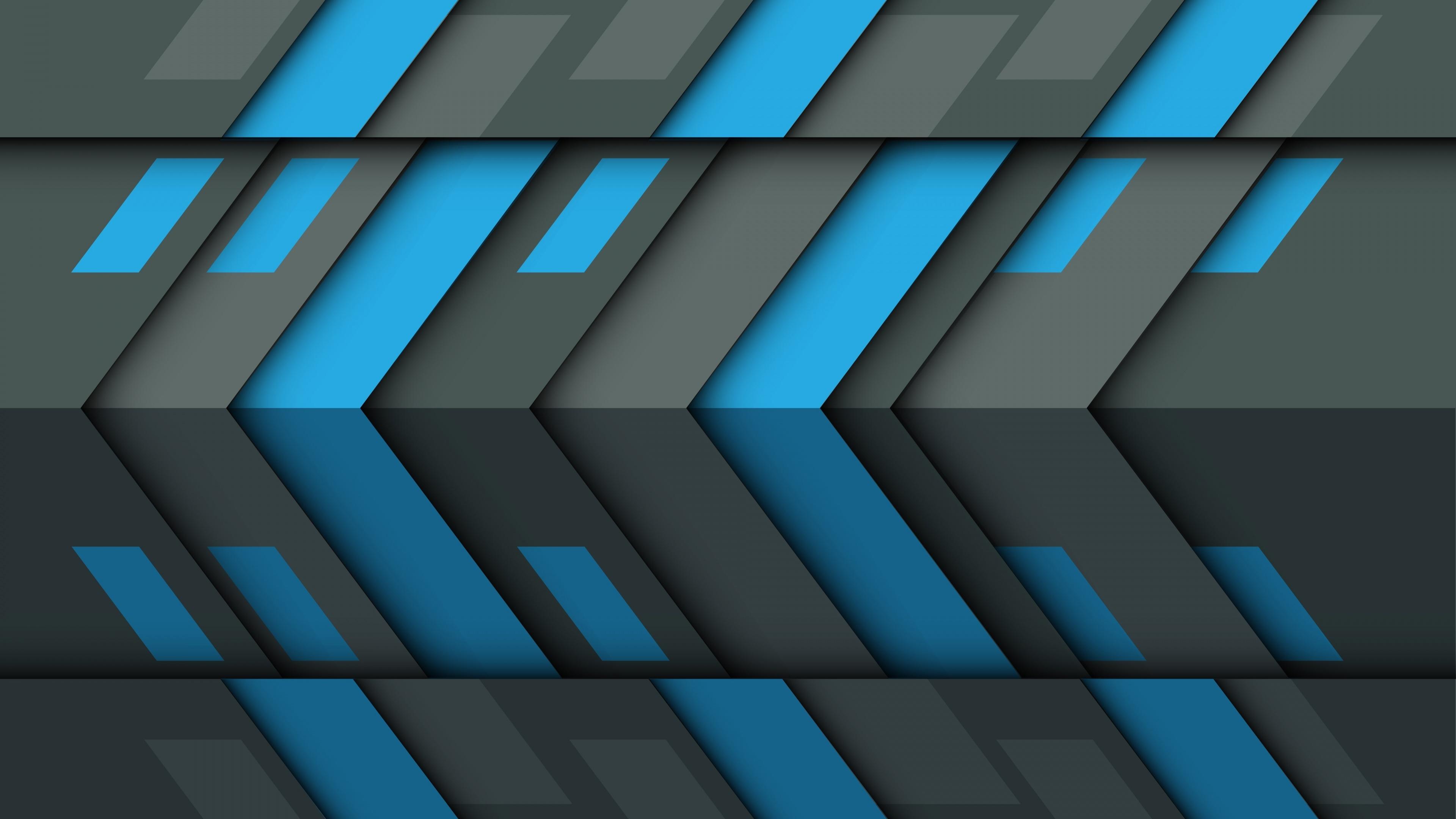 Fondos de pantalla Abstracción geométrica