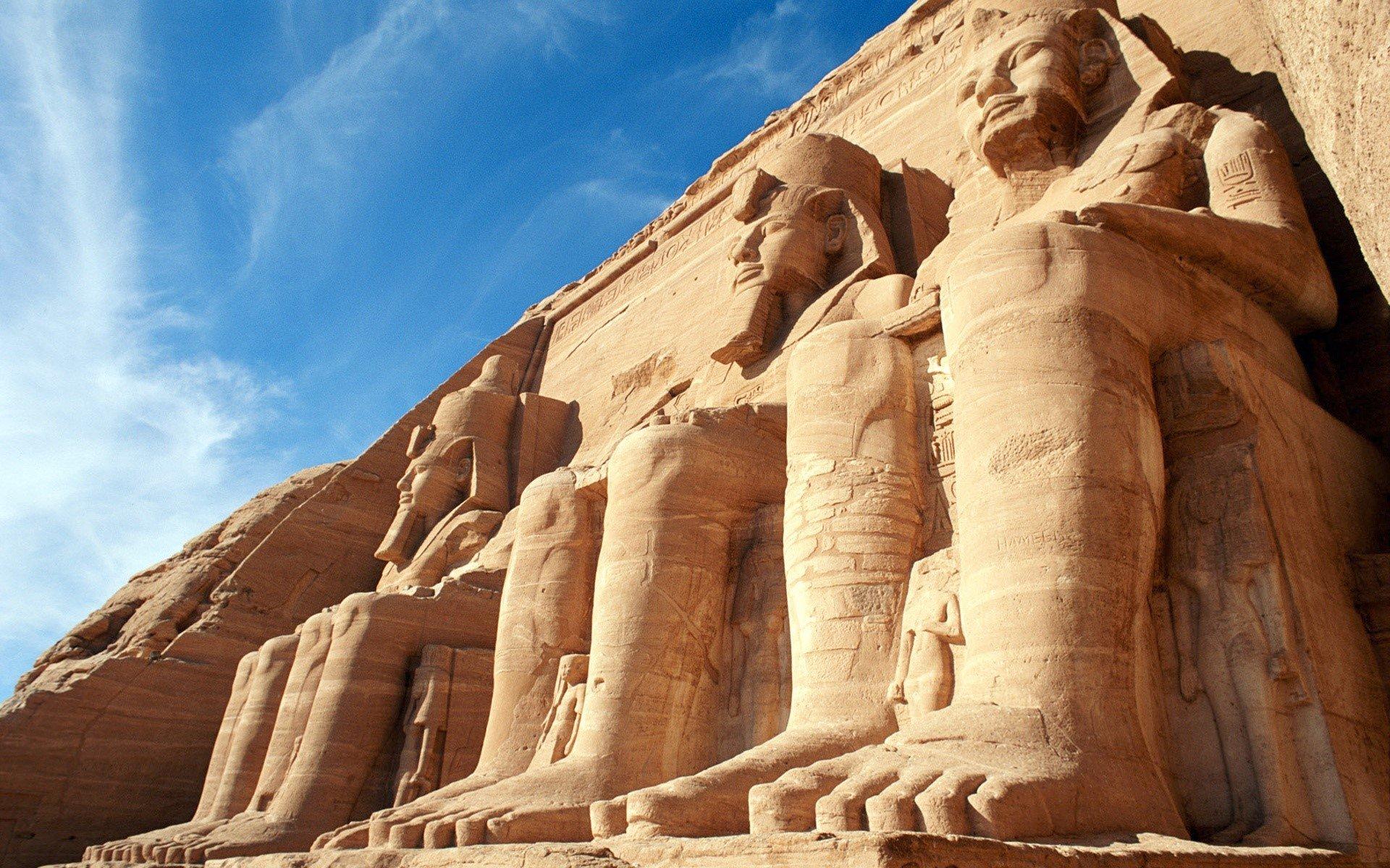 Wallpaper Abu Simbel