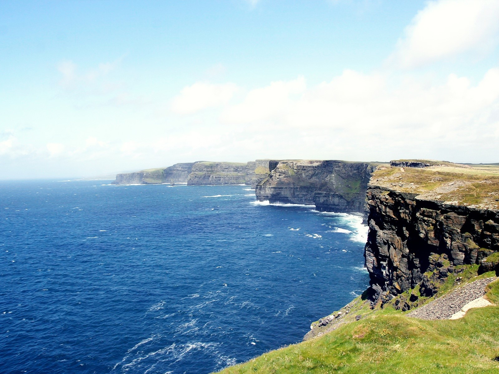 Wallpaper Cliff of Moher
