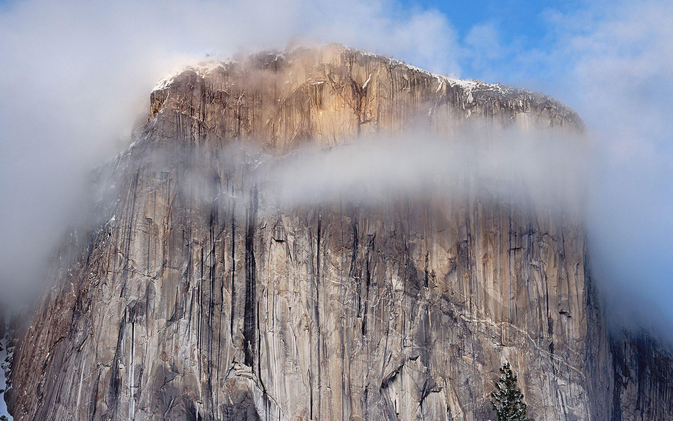 Cliff Of Yosemite Wallpaper 2k Quad Hd Id2519