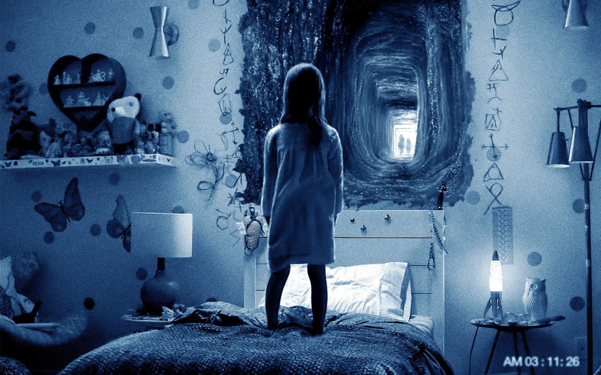 Wallpaper Paranormal Activity: The Phantom Dimension