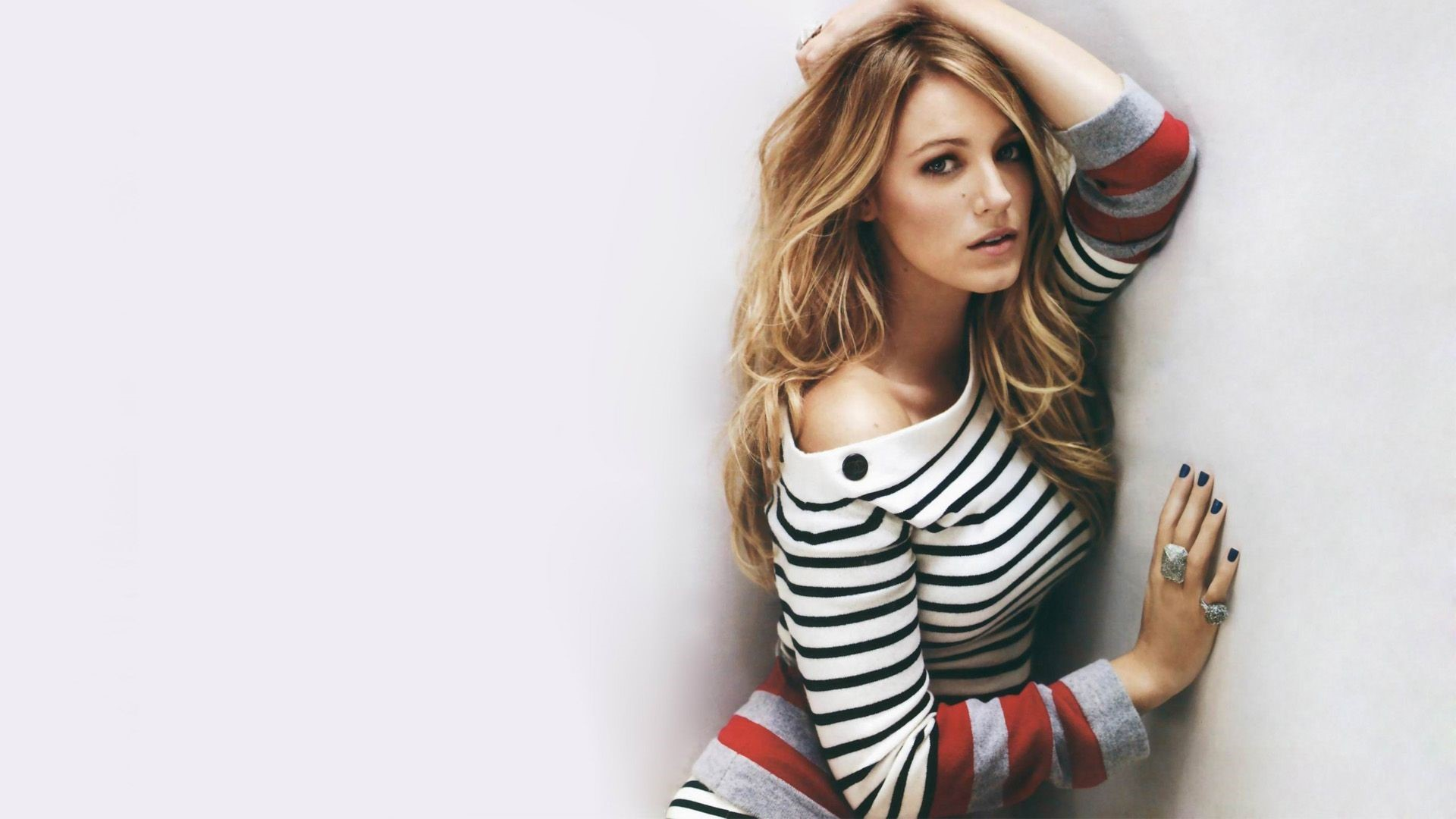Wallpaper Actress Blake Lively