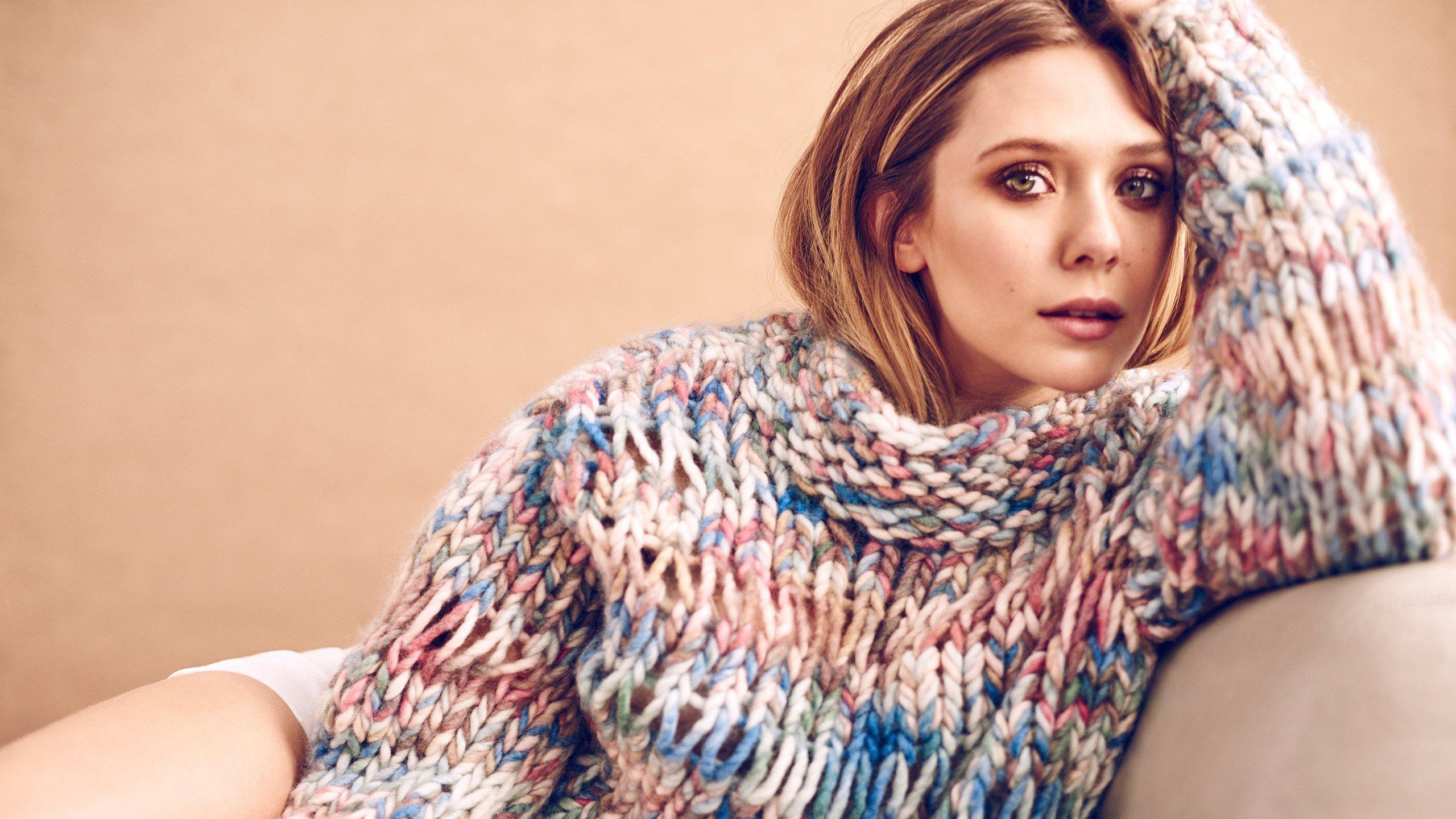 Fondo de pantalla de Actriz Elizabeth Olsen Imágenes