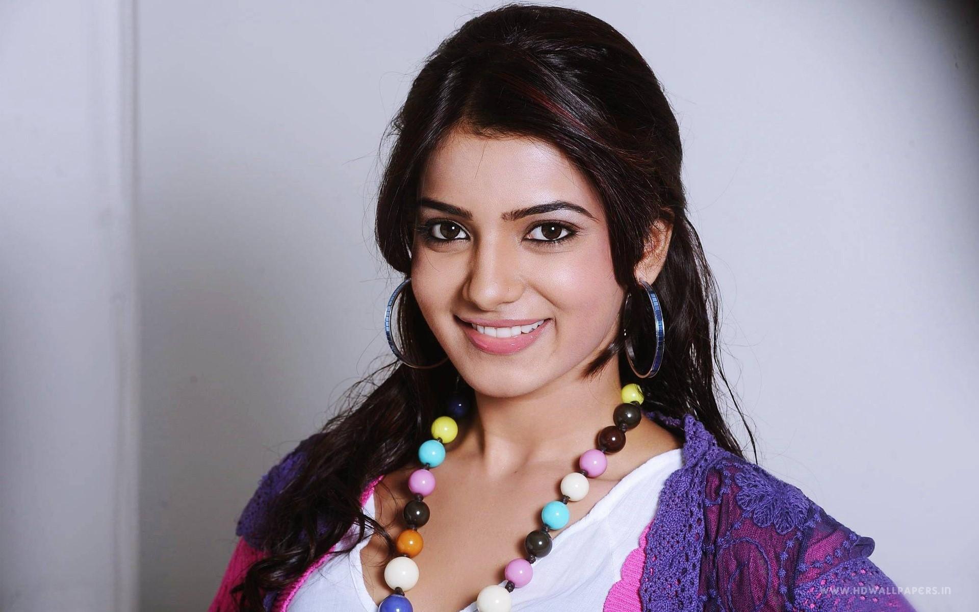 Fondo de pantalla de Actriz Samantha Ruth Prabhu Imágenes