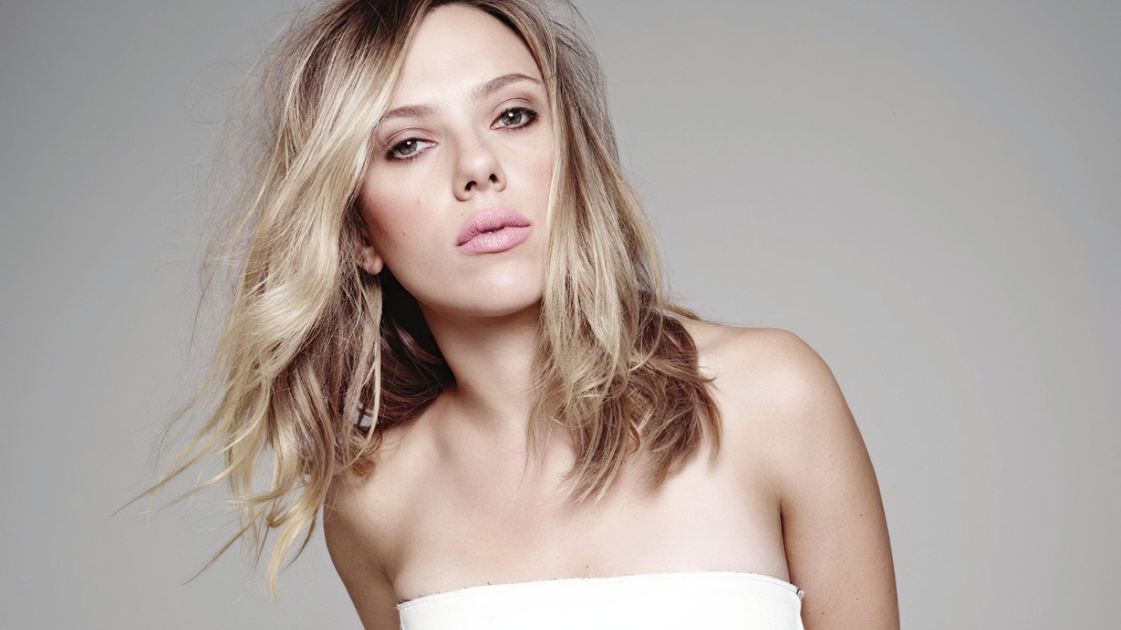 Wallpaper Actress Scarlett Johansson