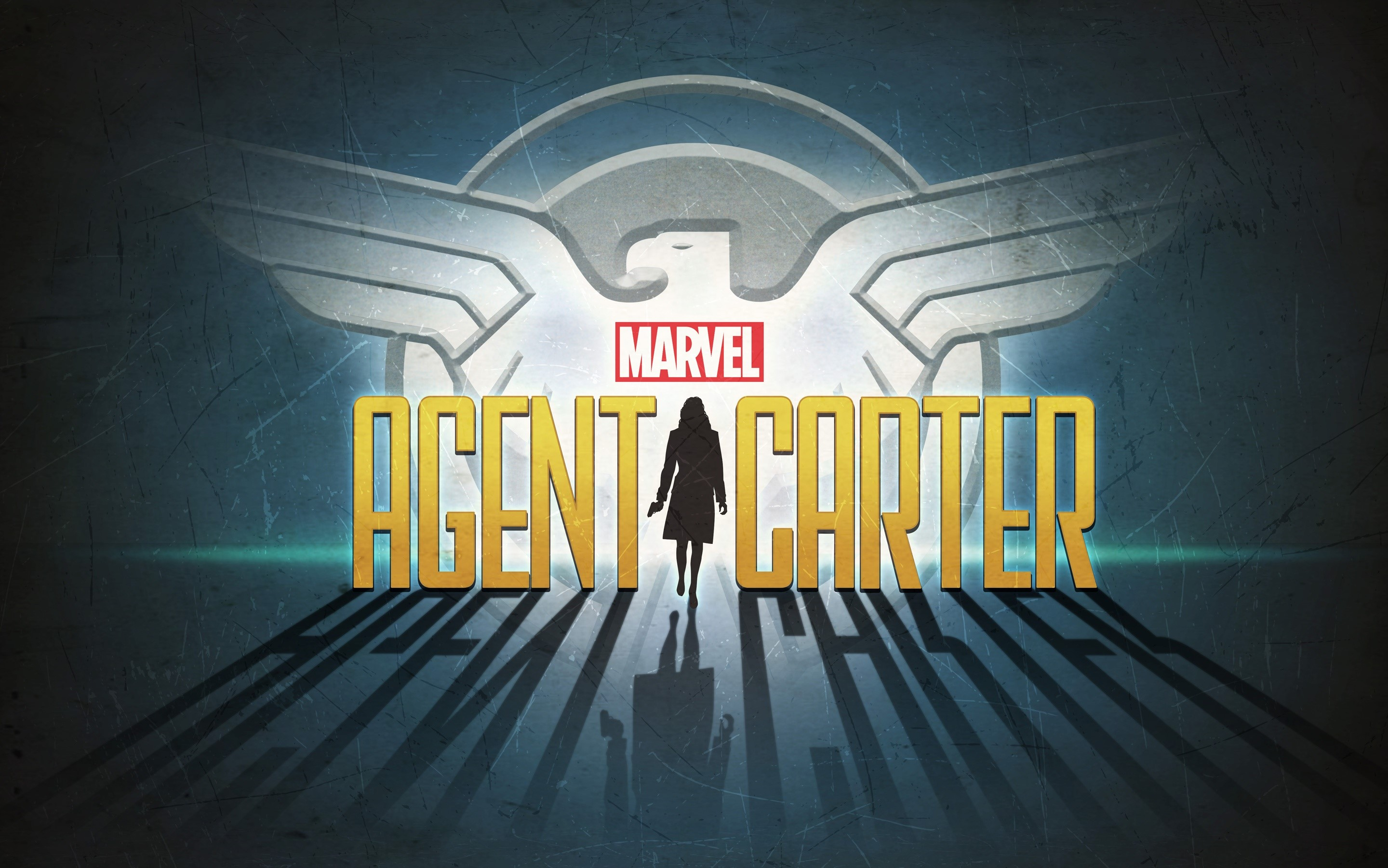 Wallpaper Agent Carter
