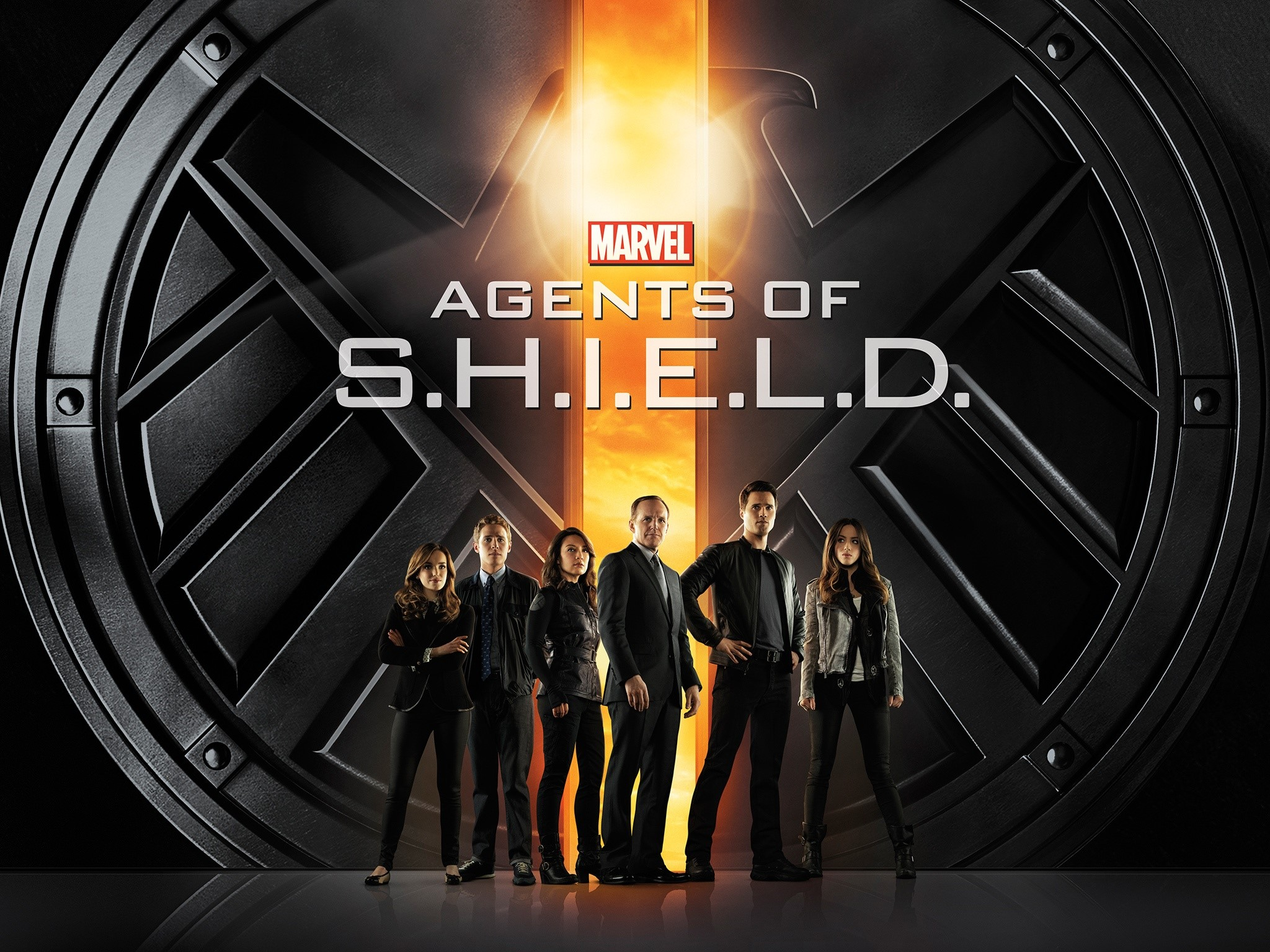 Wallpaper Agents of shield