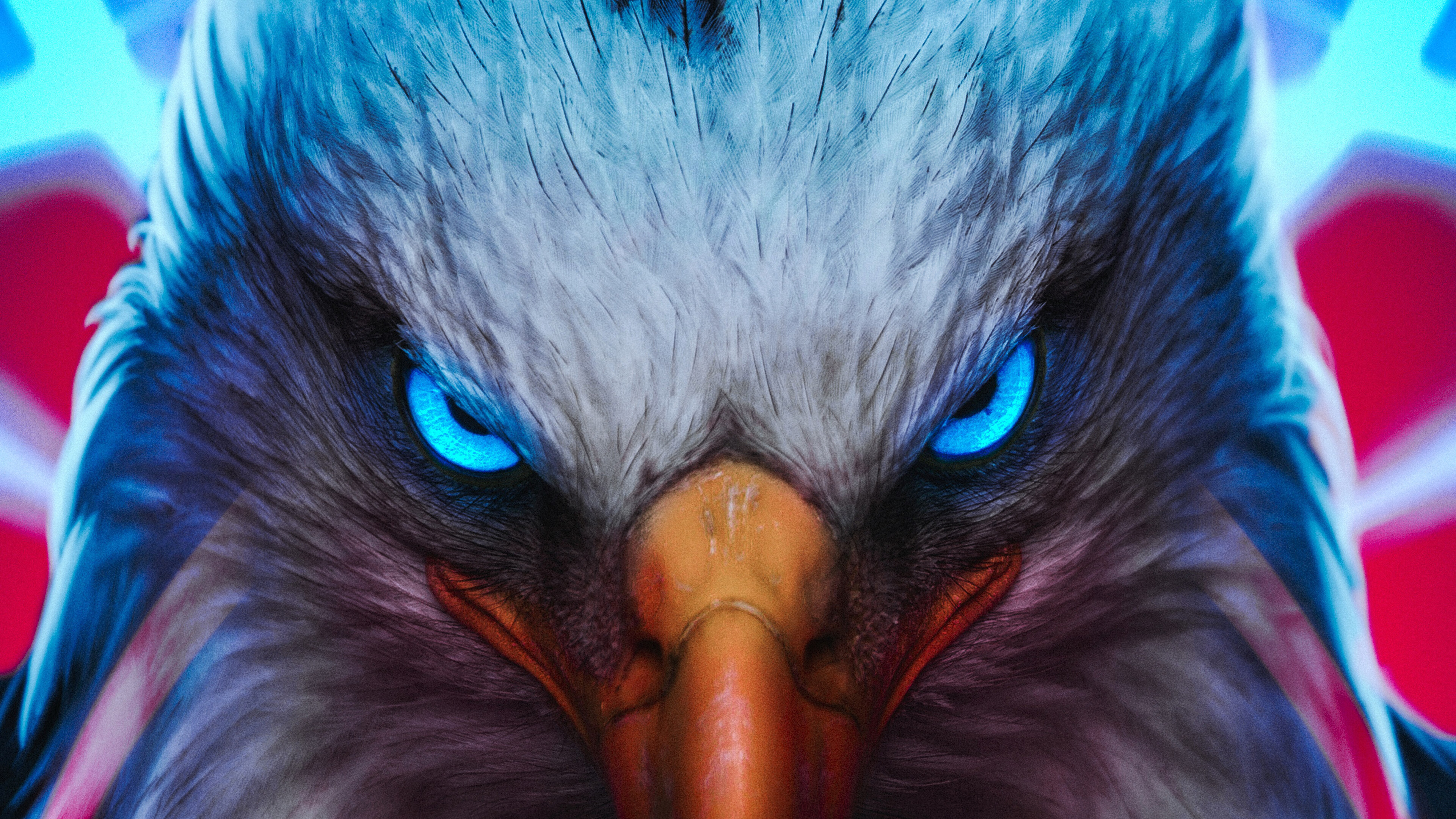 Fondos de pantalla Aguila Artwork