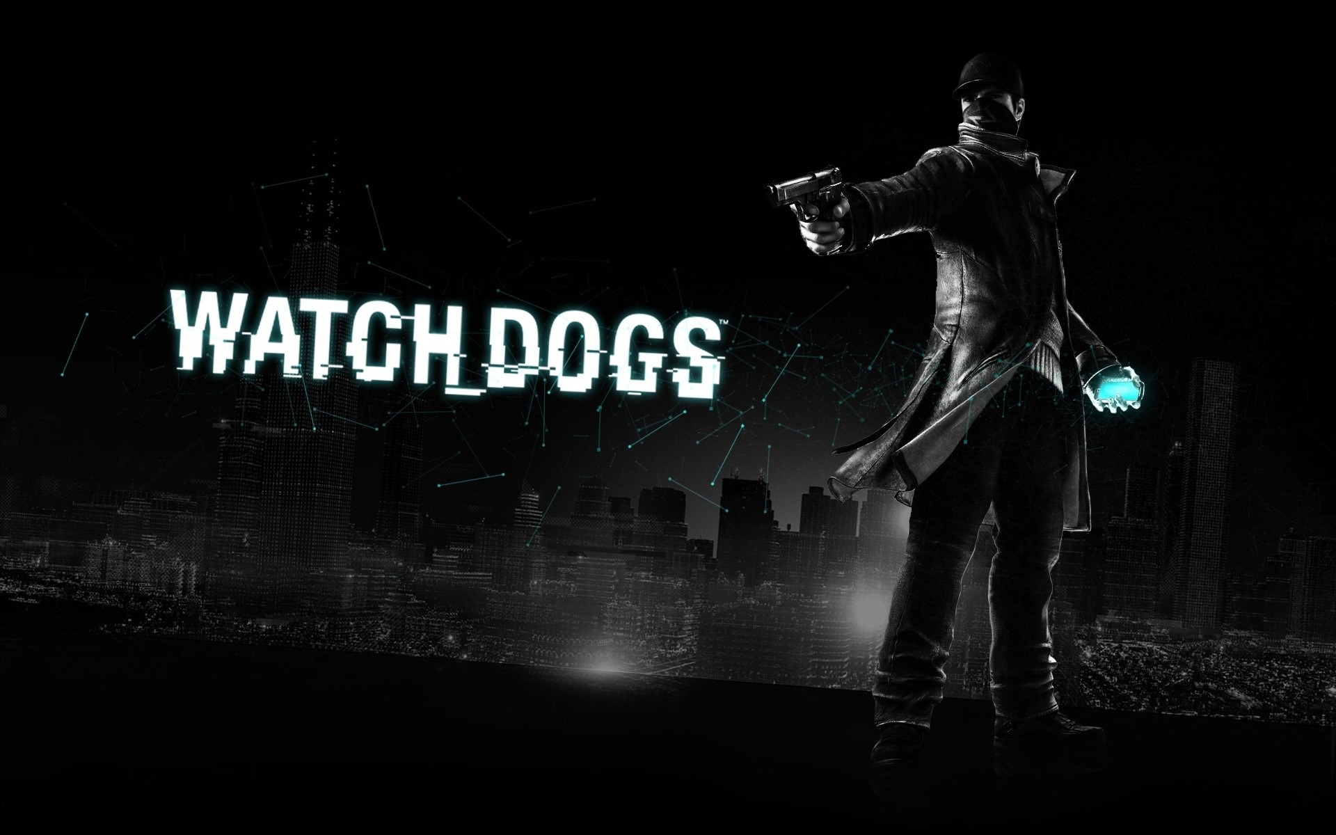 Fondo de pantalla de Aiden Pearce de Watch Dogs Imágenes