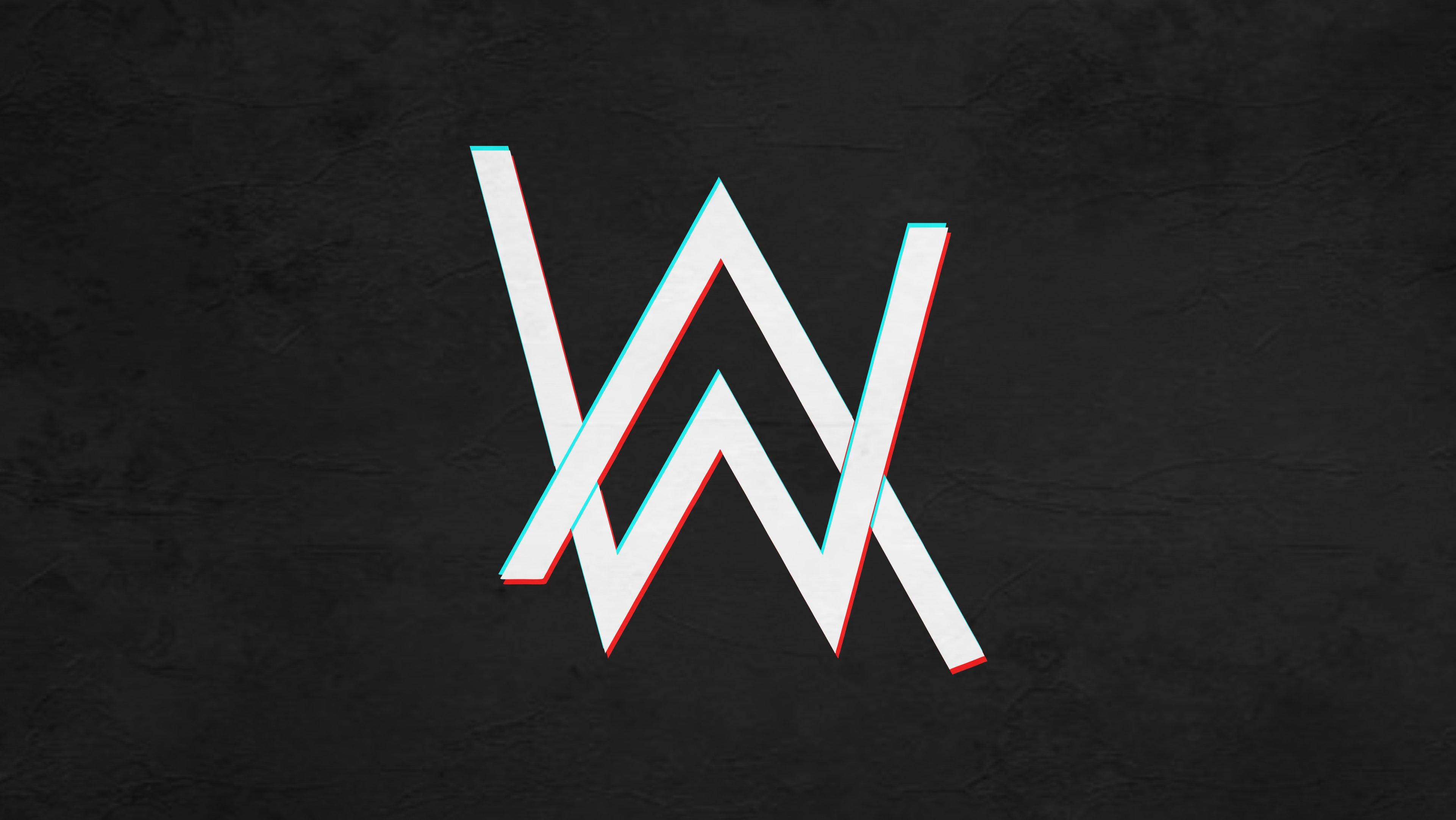 Fondos de pantalla Alan Walker Logo