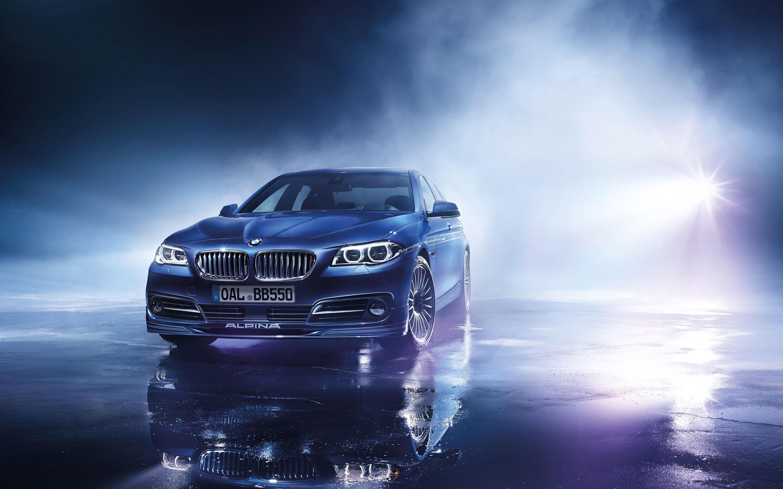 Fondos de pantalla Alpina BMW B5 BI turbo edition