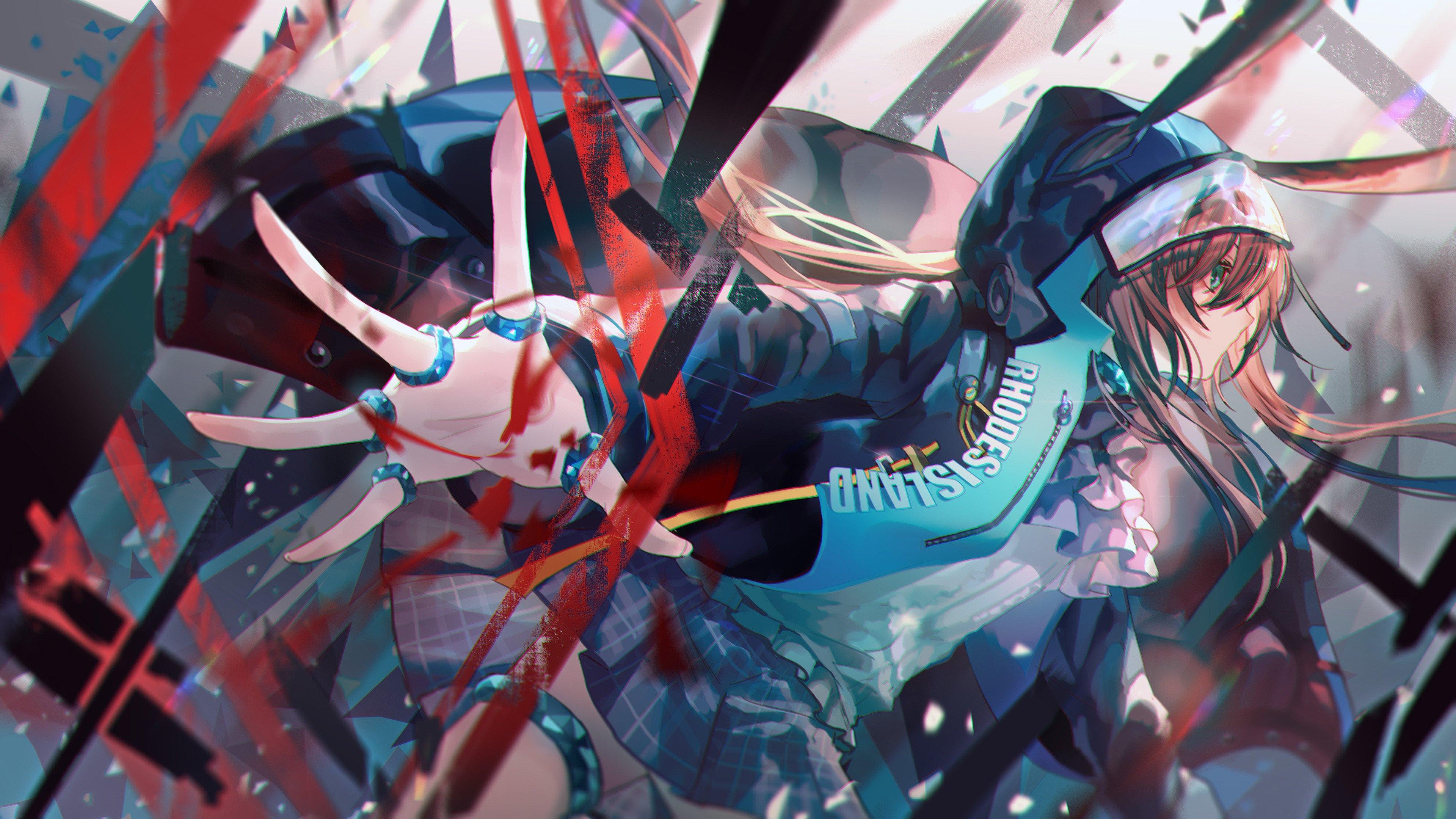 Fondos de pantalla Anime Amiya de Arknights