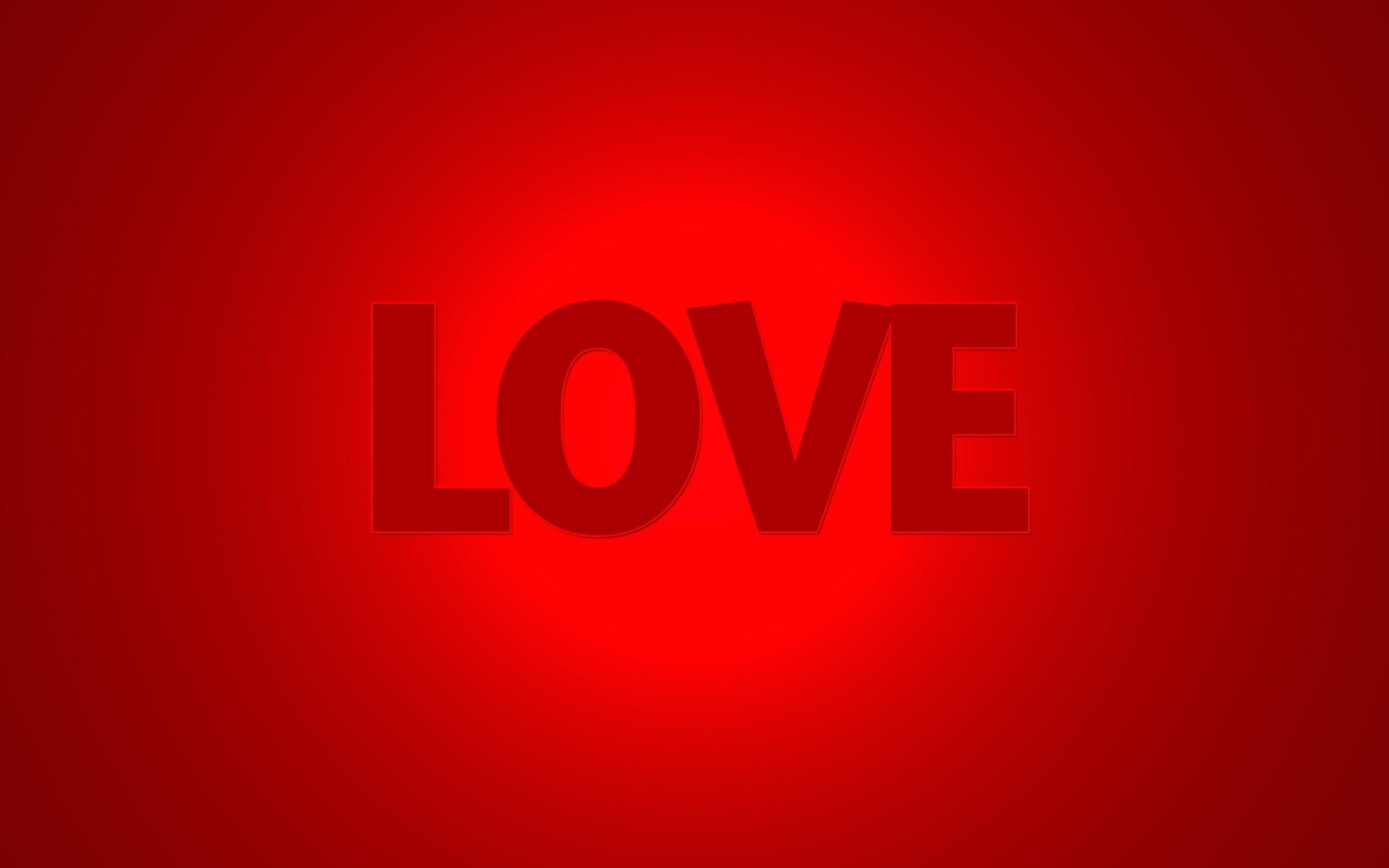 Fondo de pantalla de Amor rojo Imágenes