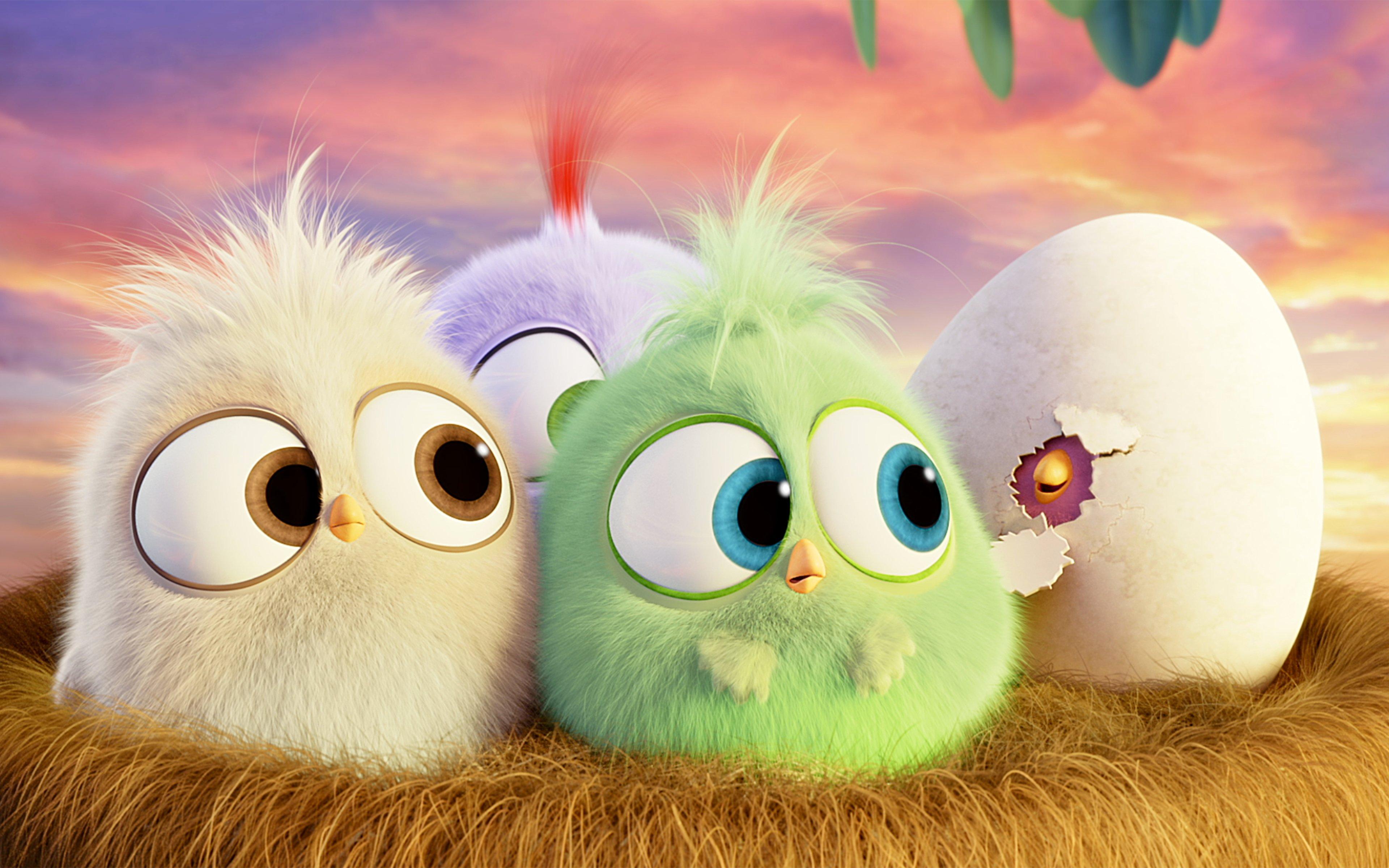 Fondos de pantalla Angry Birds Hatchlings