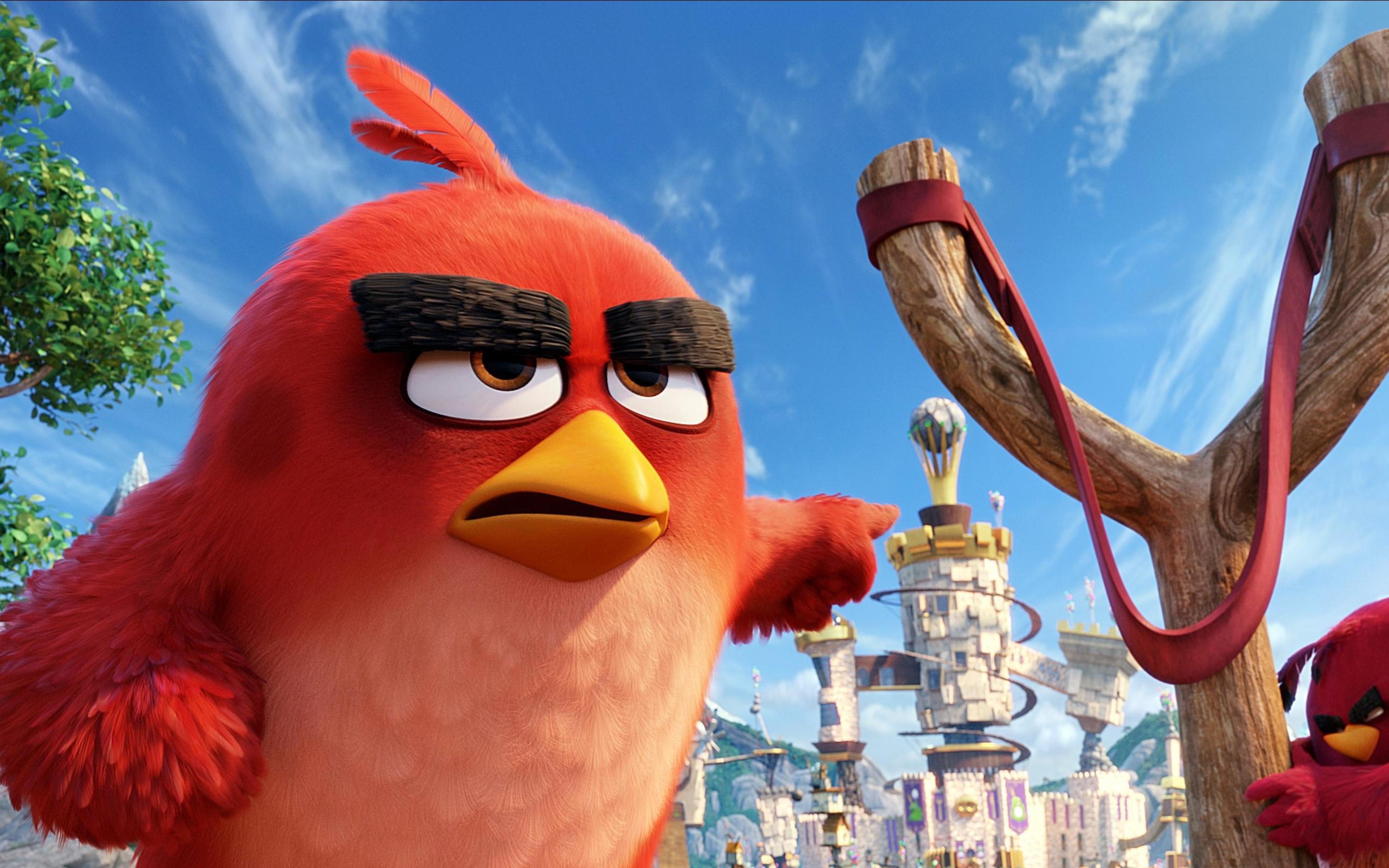 Fondos de pantalla Angry Birds película