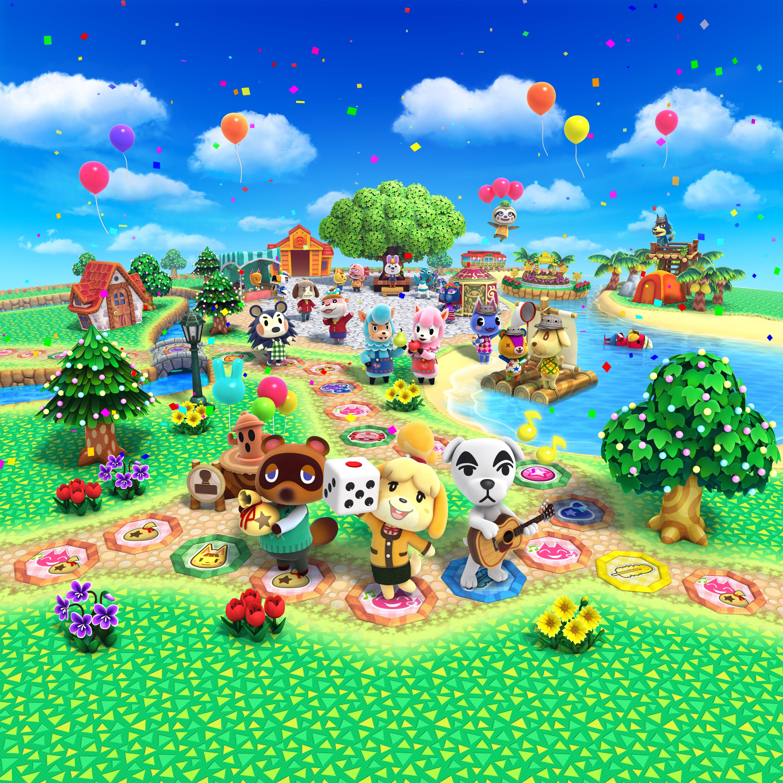 Fondos de pantalla Animal Crossing: New Horizons