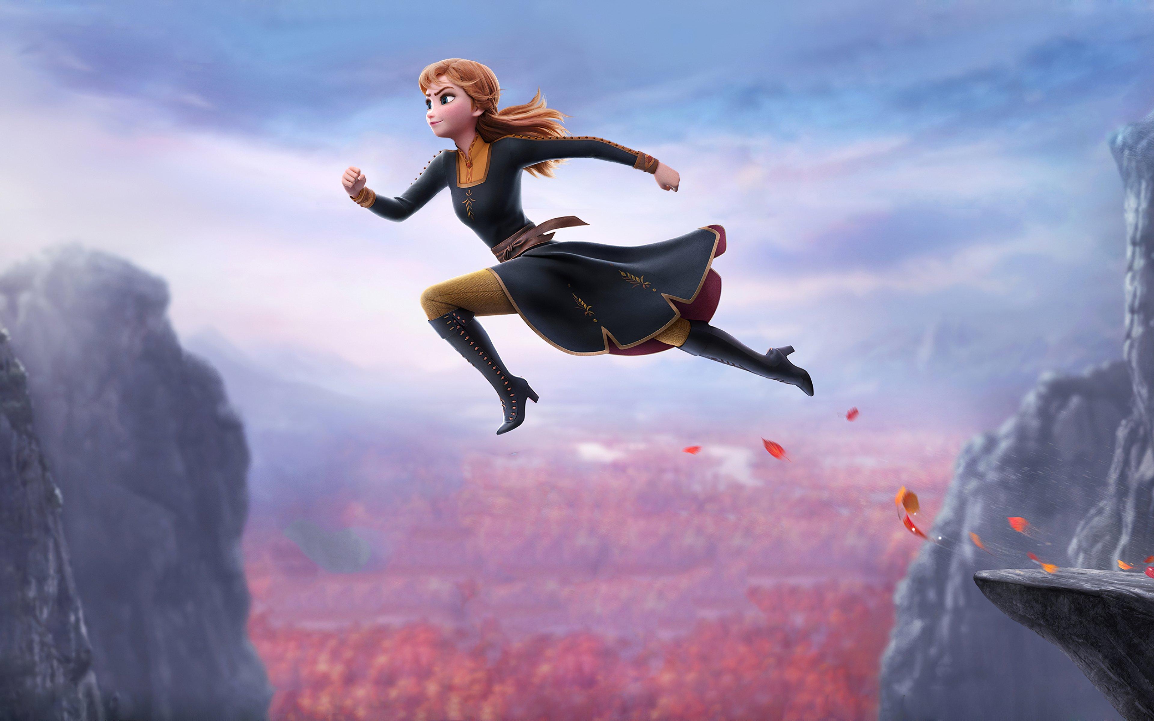 Fondos de pantalla Anna de Frozen 2