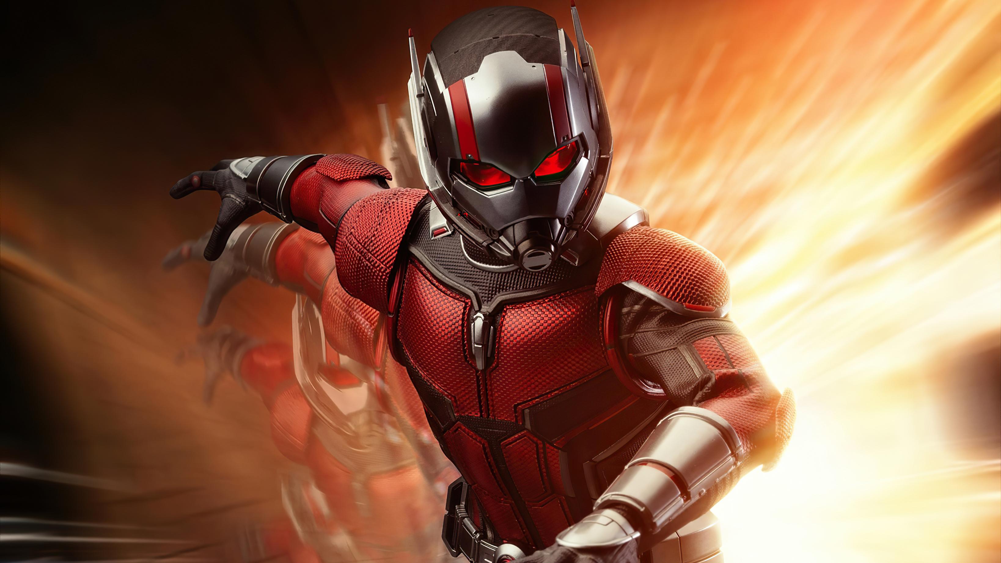 Fondos de pantalla Ant Man 2020