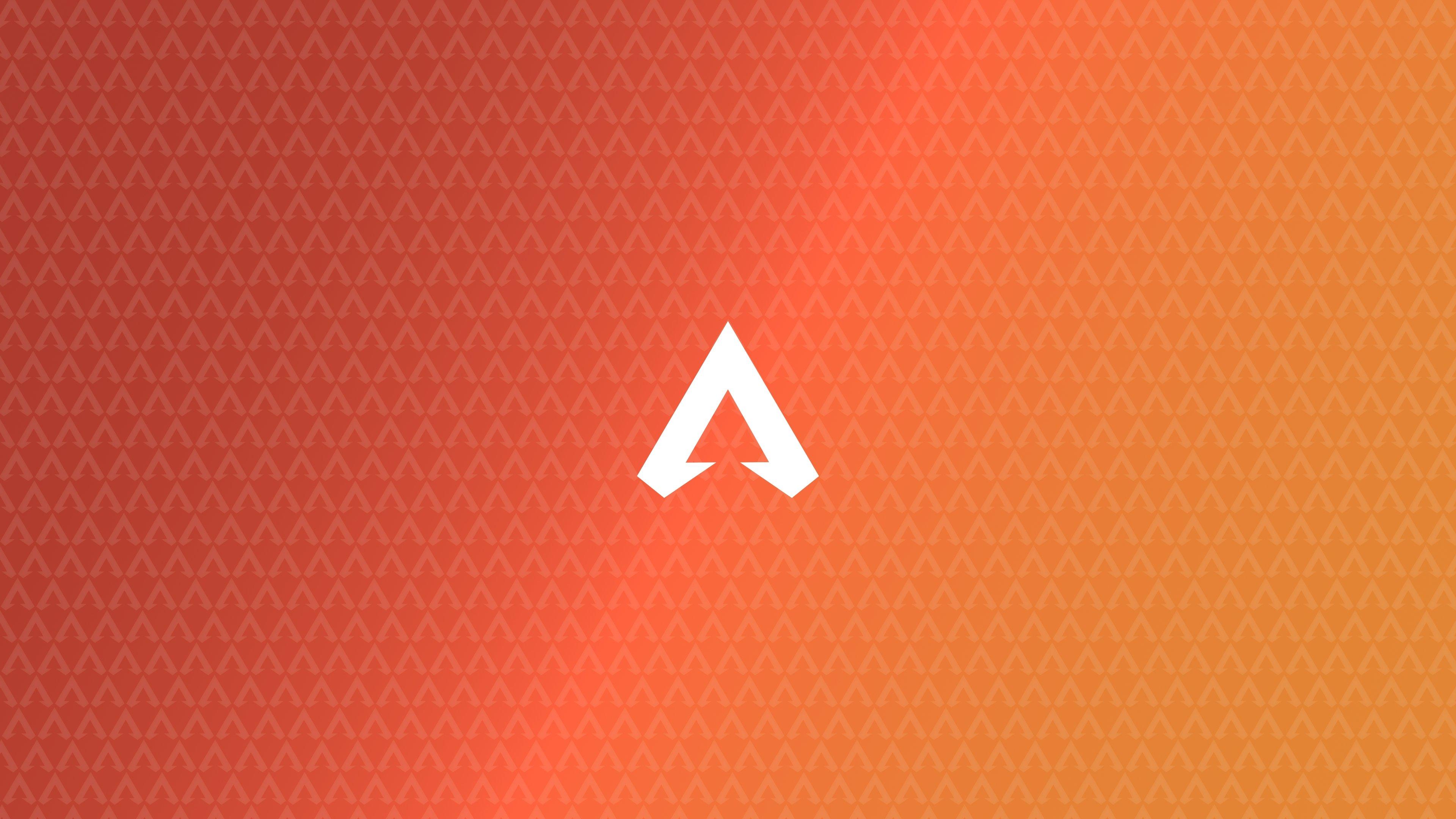 Wallpaper Apex Legends logo