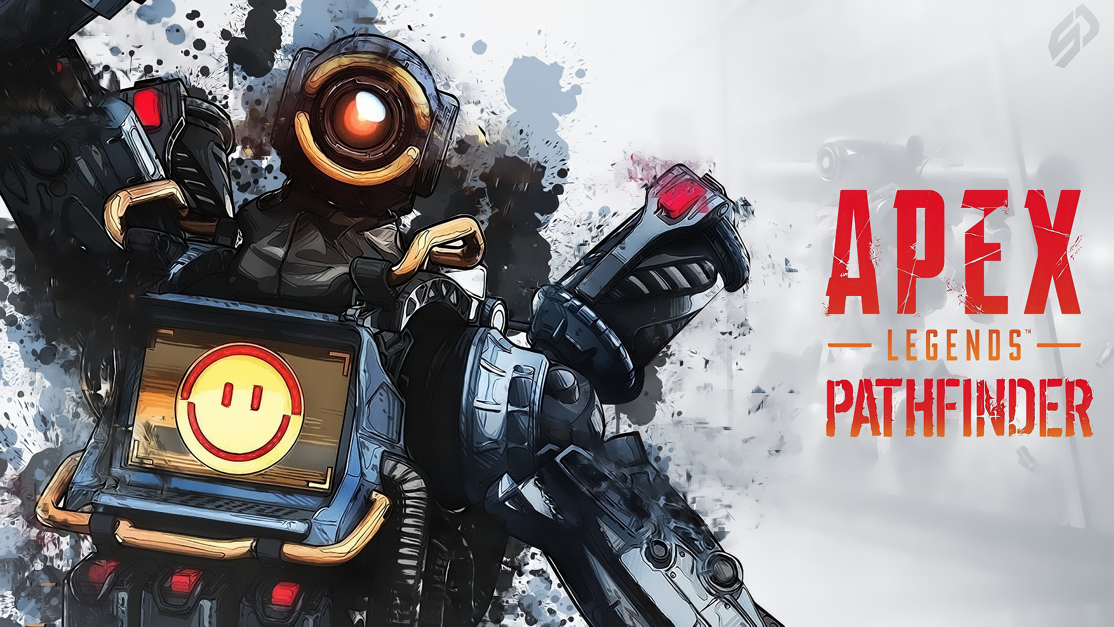 Fondos de pantalla Apex Legends Pathfinder