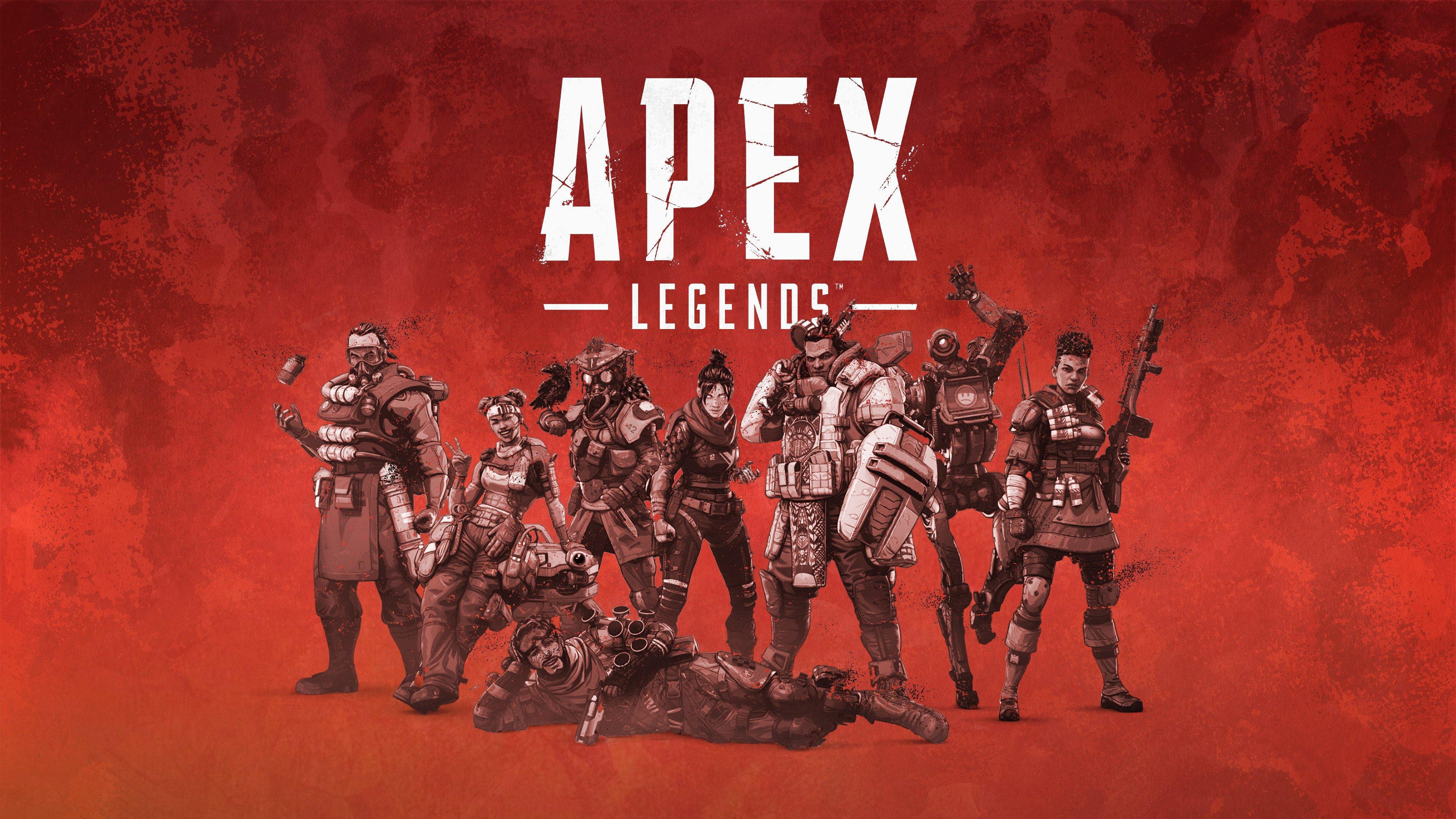 Fondos de pantalla Apex Legends Personajes
