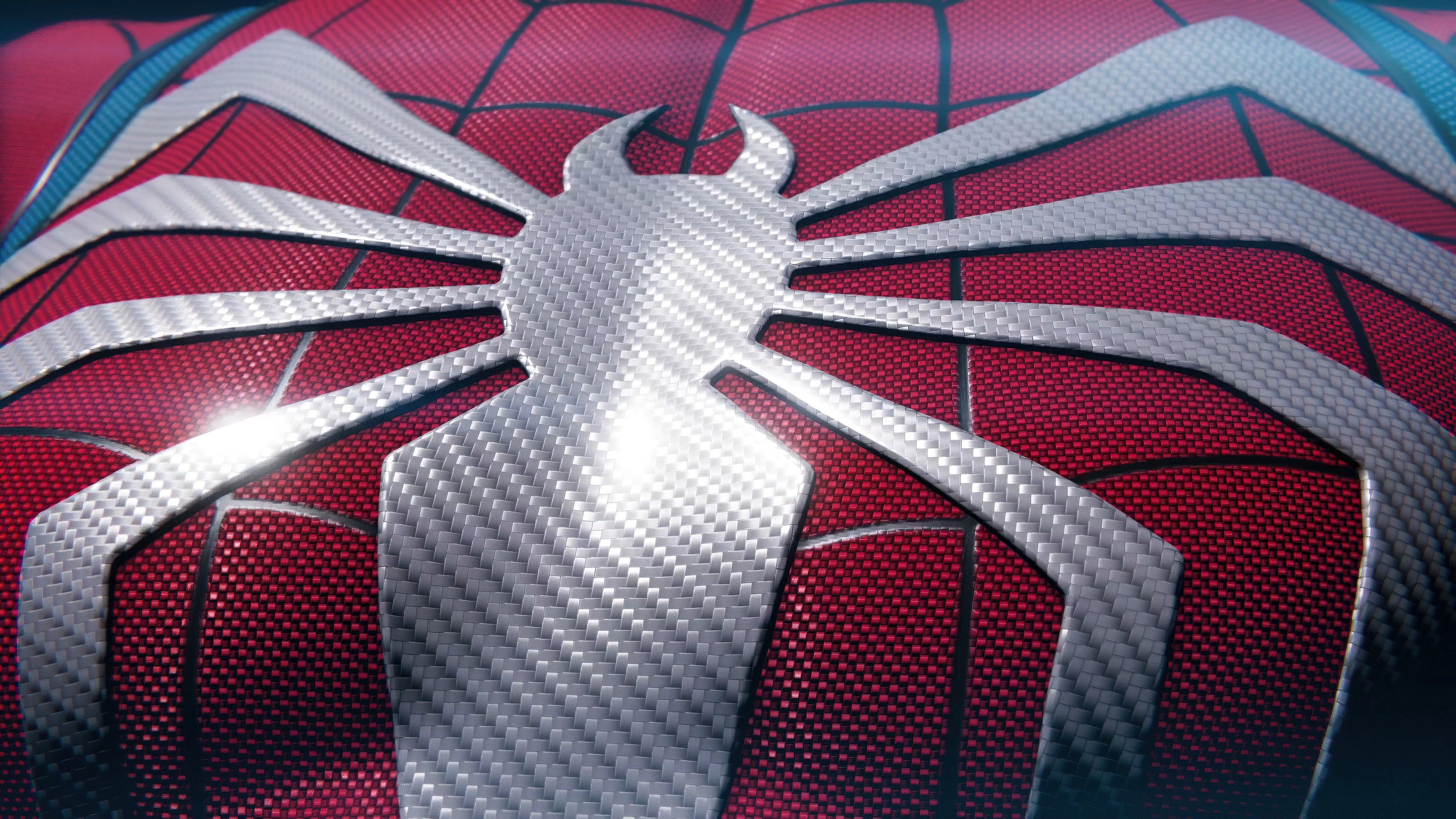 Fondos de pantalla Araña en traje rojo
