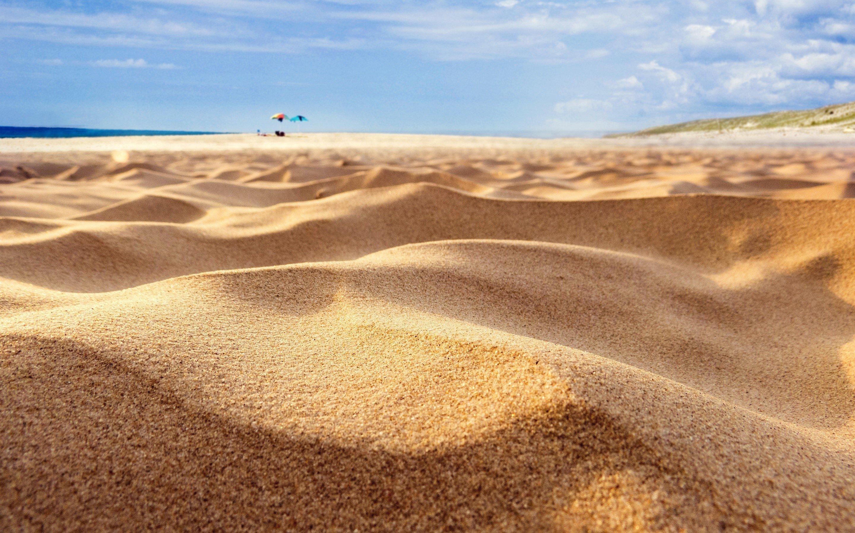 Wallpaper Desert sand