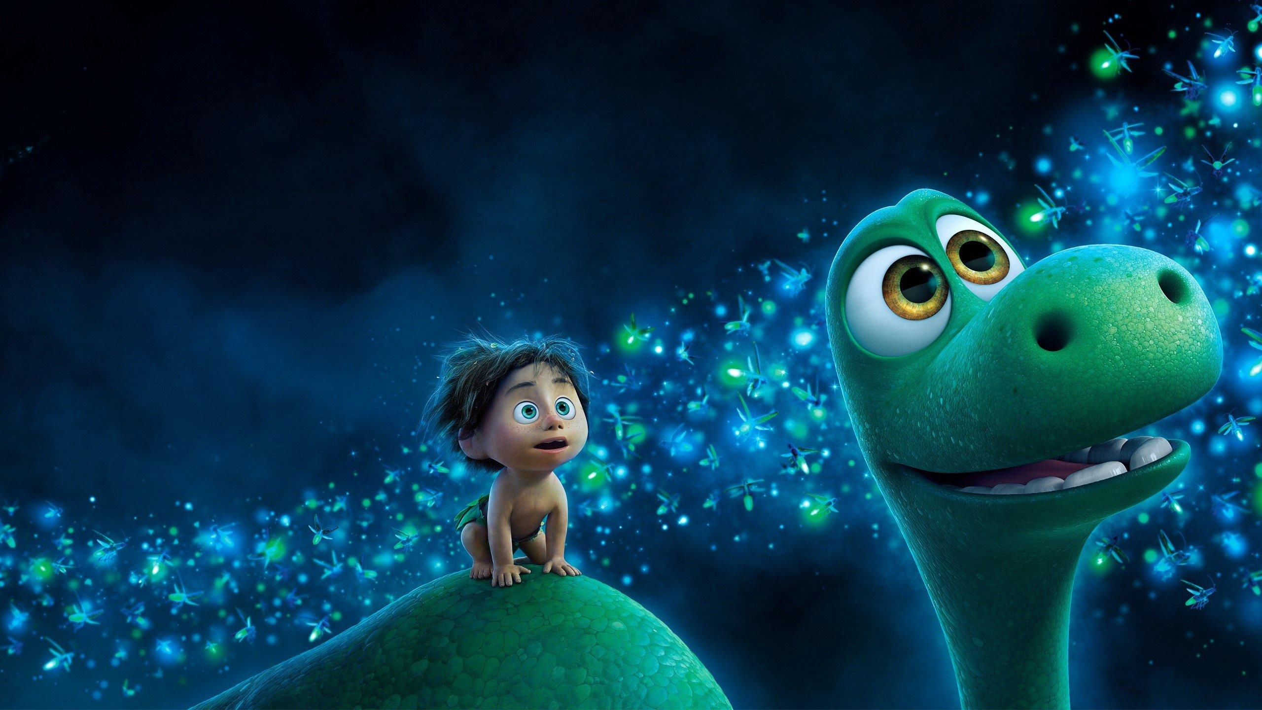 Fondo de pantalla de Arlo y Spot en El gran dinosaurio Imágenes