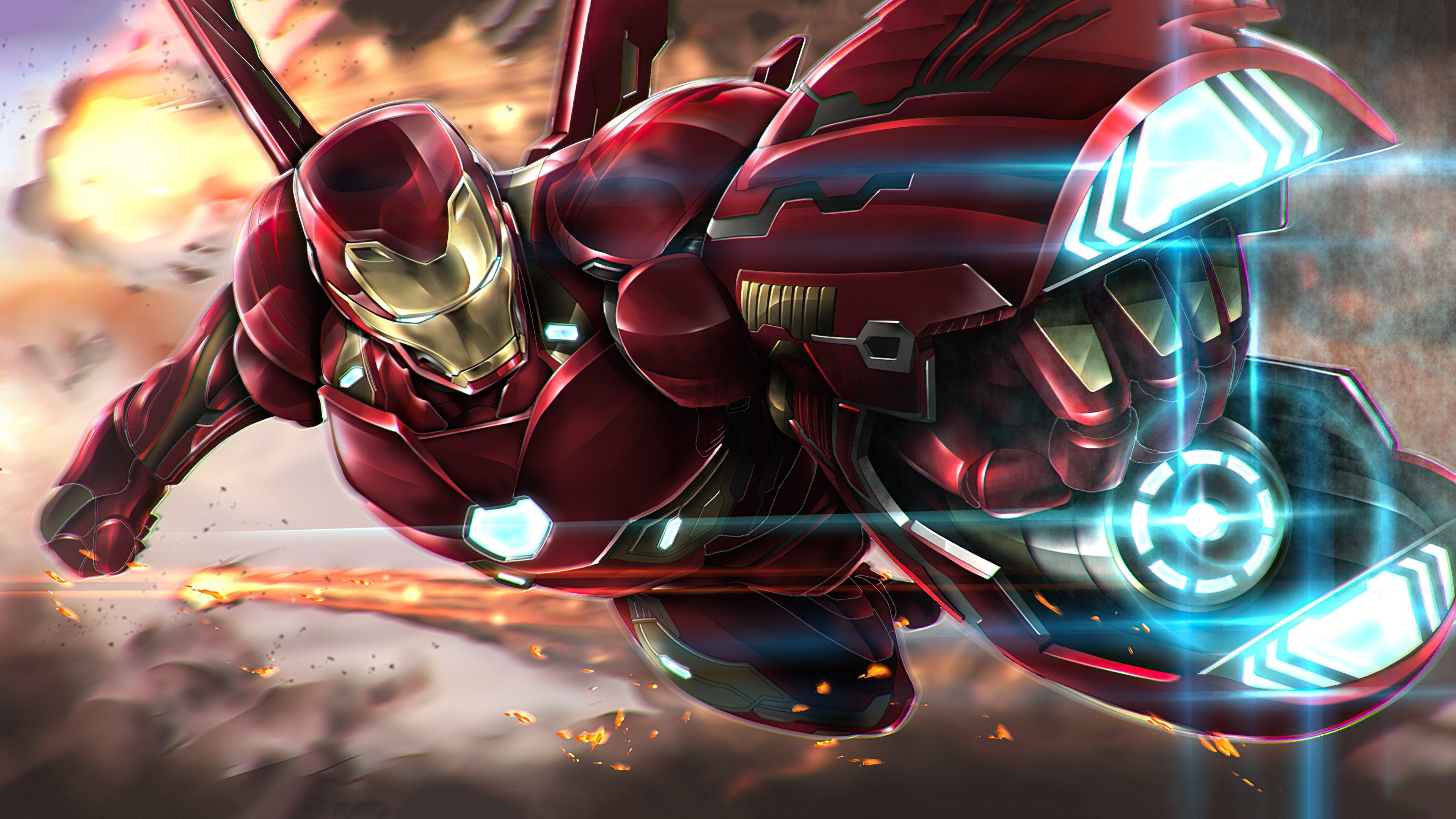 Fondos de pantalla Armadura de Iron Man 2020