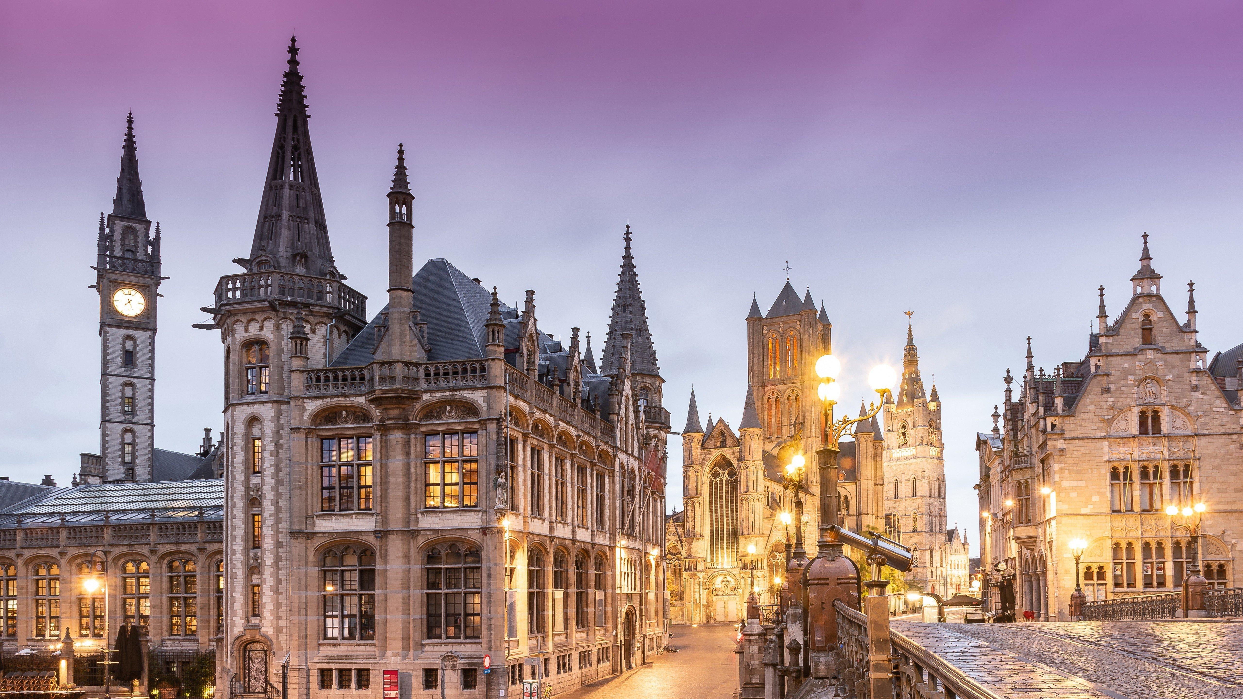 Fondos de pantalla Arquitectura en Bélgica